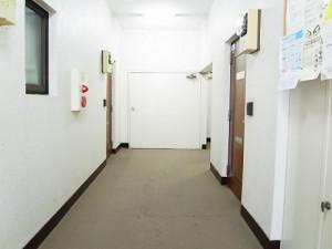 サンコーポラス等々力 内廊下