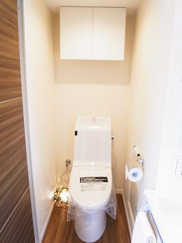 マヌワール都立大 トイレ