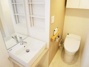 セントラル目黒  トイレ