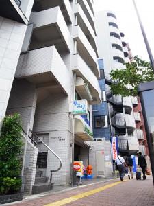 パーク・ハイム文京春日  外観