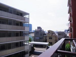 パーク・ハイム文京春日  眺望