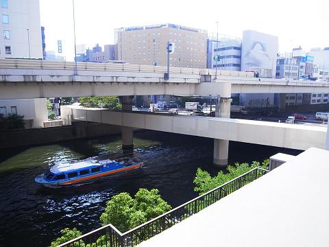 日本橋小網町ハイツ 眺望