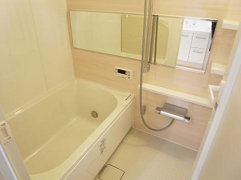 東建砧マンション 浴室