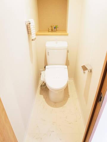 ジュネス等々力 トイレ