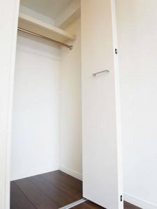 柿の木坂スカイマンション  洋室2収納