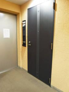 ジェイパーク荏原中延ステーションサイド  玄関