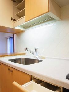 ジェイパーク荏原中延ステーションサイド キッチン