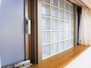 ジェイパーク荏原中延ステーションサイド  洋室窓