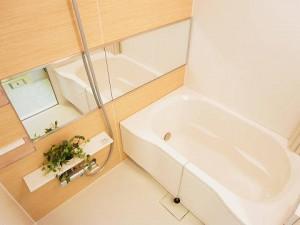 柿の木坂スカイマンション バスルーム