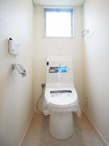 薬王寺ニューハイツ  トイレ