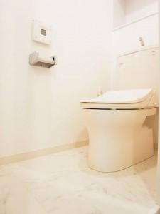 グランハウス千歳船橋  トイレ