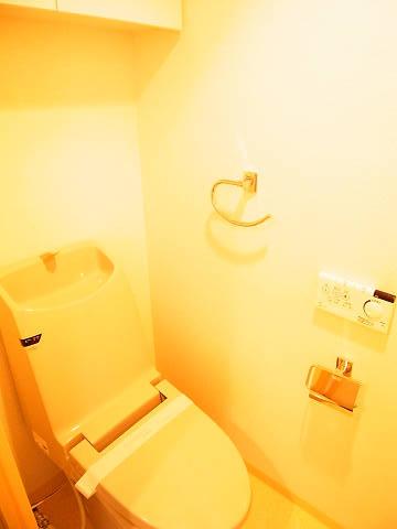 ドルチェ日本橋浜町・弐番館 トイレ