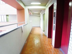 笹塚ダイヤモンドマンション  マンション廊下