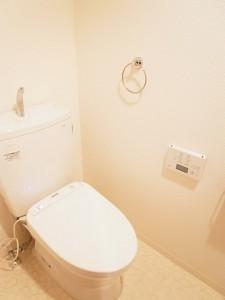 カーサ九品仏 トイレ