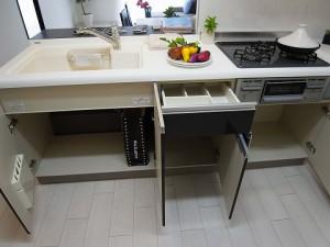 カーサ九品仏 キッチン収納