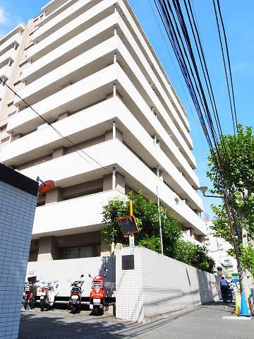 渋谷本町マンション  外観