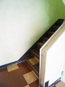 ヴェルドミール柳橋 内階段