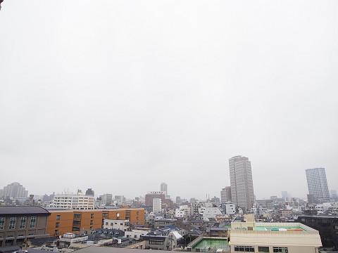 シャトレ市ヶ谷 眺望
