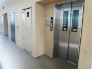 プレール文京WEST エレベーター