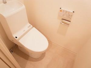 プレール文京WEST トイレ