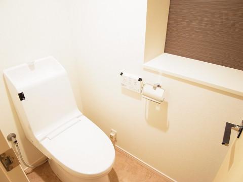 ヴァリエ後楽園 トイレ