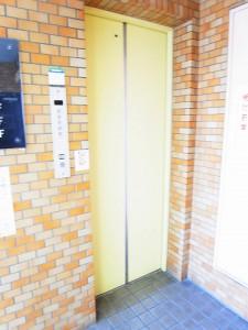 ライオンズマンション柿の木坂 エレベーター