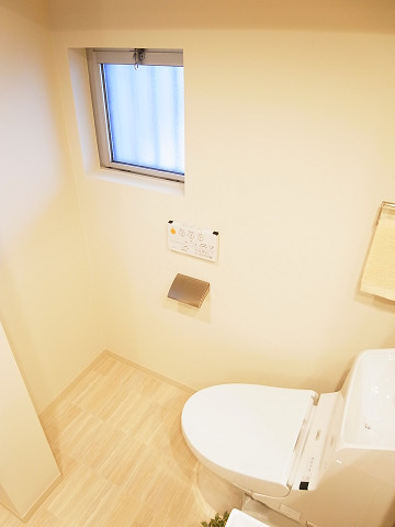 明石町アビタシオン トイレ