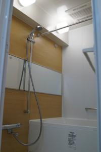 飯田橋第二パークファミリア バスルーム