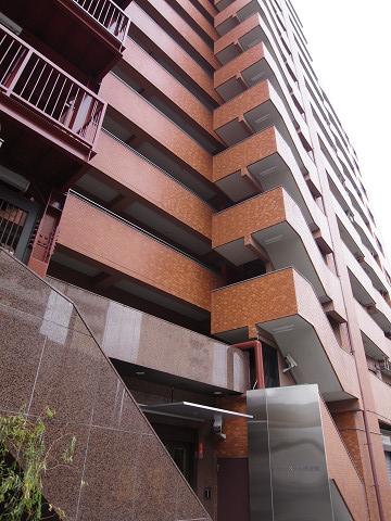 クレベール西新宿フォレストマンション 外観