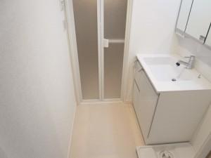 クレベール西新宿フォレストマンション 洗面台