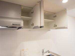 クレベール西新宿フォレストマンション キッチン収納