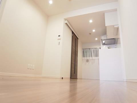 クレベール西新宿フォレストマンション DK