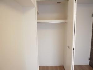 クレベール西新宿フォレストマンション 洋室1収納