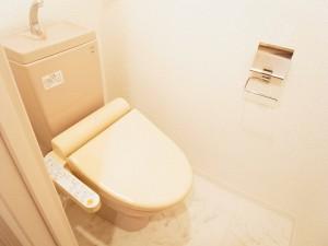 サンフラワー等々力  トイレ