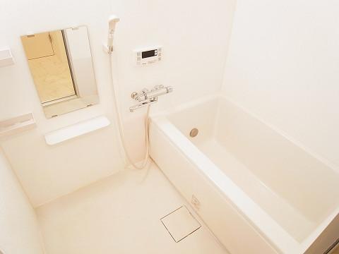 サンフラワー等々力  浴室