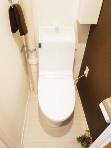 リア・マンシオン晴海  トイレ