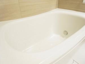 自由が丘センチュリーマンション 浴槽