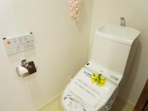 自由が丘センチュリーマンション トイレ