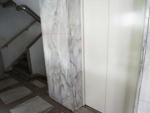 高輪中台マンション エレベーター