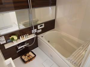 新宿スカイプラザ バスルーム