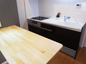 新宿スカイプラザ キッチン