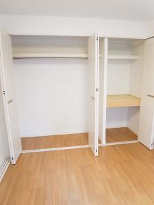 新宿スカイプラザ 洋室3収納