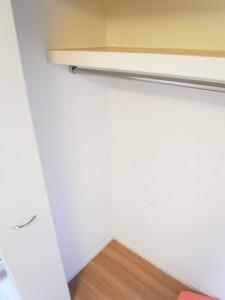 サンハイツ高輪 洋室収納
