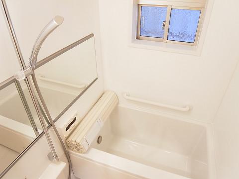 自由ヶ丘第6コーポ バスルーム