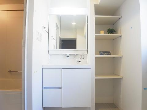経堂オリオン 洗面室