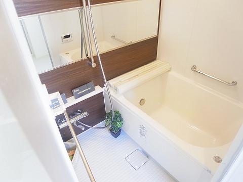 経堂オリオン 浴室