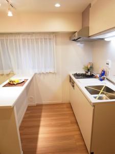 ラインコーポ箱崎 キッチン