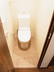 グレースプラザ若松町 トイレ