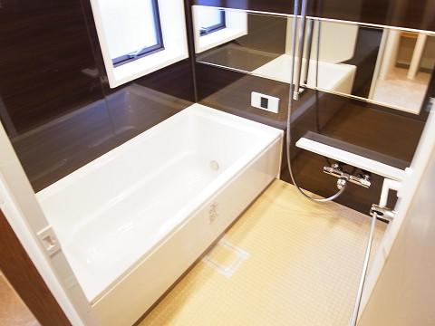 グレースプラザ若松町 浴室