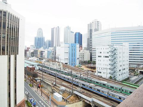 シャルムコート新宿ステーションパレス 眺望